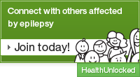 Epilepsy Research UK community on HealthUnlocked