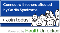 Gorlin Syndrome community on HealthUnlocked