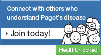Paget's Association community on HealthUnlocked