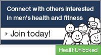 Sensitive Issues for Men community on HealthUnlocked