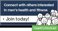Sensitive Issues for Men community on HealthUnlocked