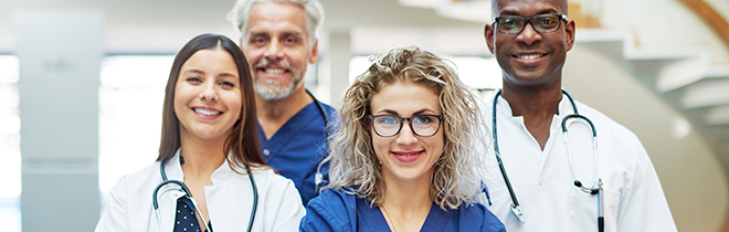 Knowing the members your healthcare team